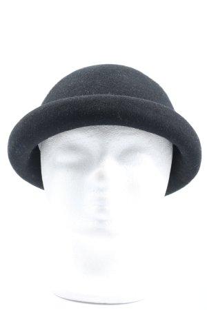 H&M Bombín negro look casual