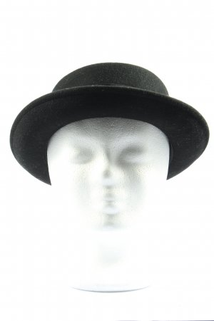 H&M Bowler Hat black casual look