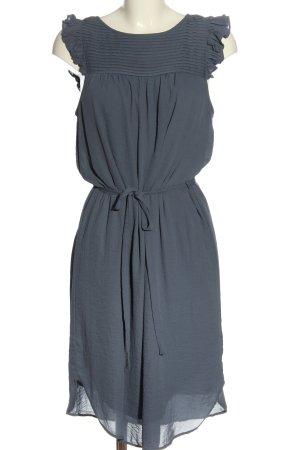H&M Abito midi blu stile casual