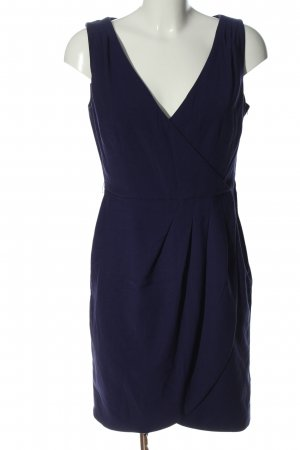 H&M Bleistiftkleid blau Elegant