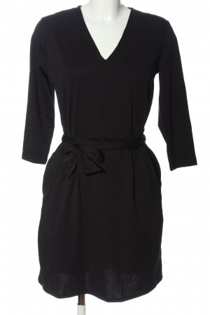 H&M Sukienka midi czarny W stylu casual