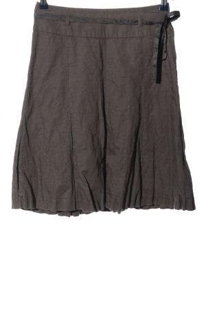 H&M Cargo Skirt light grey casual look