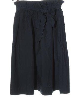 H&M Midirock blau Elegant