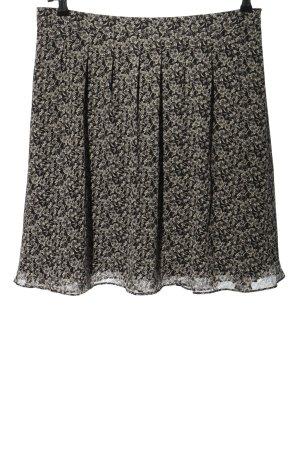 H&M Minirock Allover-Druck Elegant