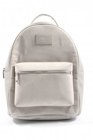 H&M Mini Backpack natural white casual look