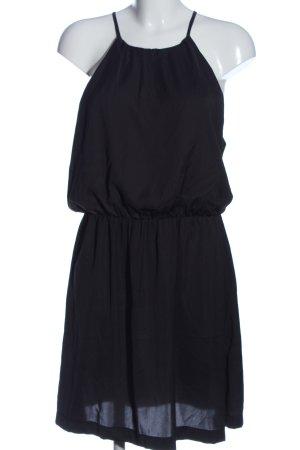 H&M Minikleid schwarz Party-Look