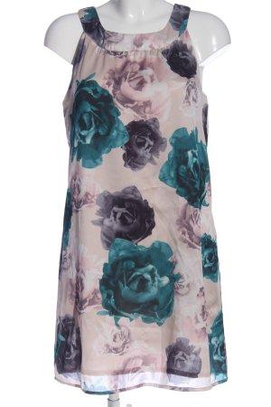 H&M Minikleid Allover-Druck Elegant