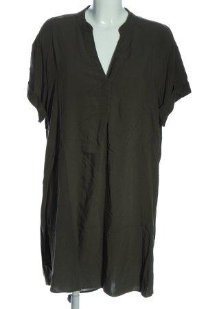 H&M Minikleid khaki Casual-Look