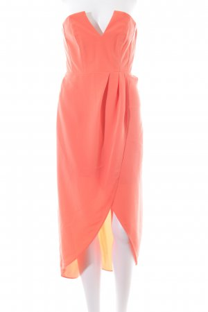 H&M Minikleid pink Elegant