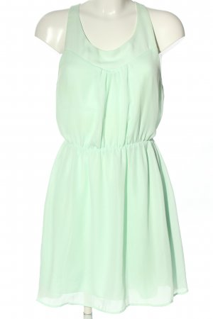 H&M Minikleid grün Casual-Look