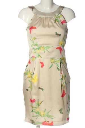 H&M Minikleid Allover-Druck Business-Look