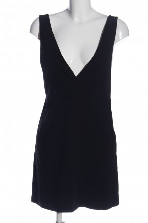 H&M Mini vestido negro estilo «business»