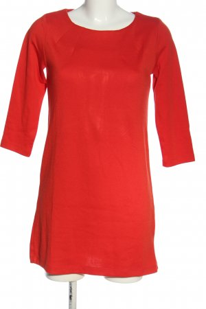 H&M Minikleid rot Business-Look