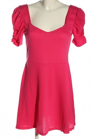 H&M Minikleid pink Casual-Look