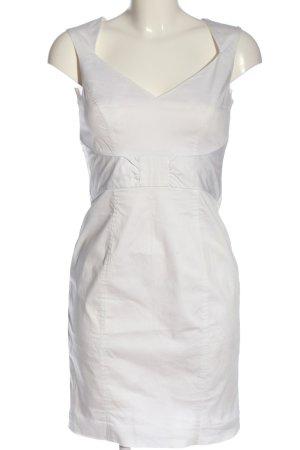 H&M Minikleid weiß Elegant