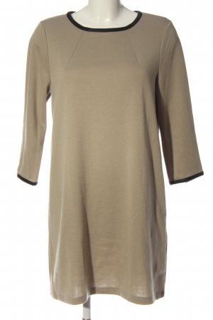 H&M Minikleid braun Casual-Look
