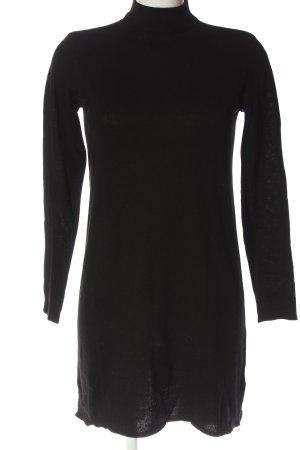 H&M Minikleid schwarz Casual-Look