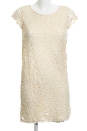 H&M Minikleid creme Business-Look