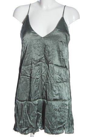 H&M Mini Dress khaki casual look