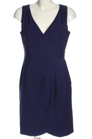 H&M Minikleid blau Casual-Look