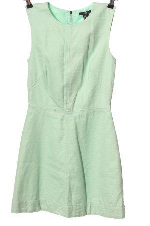 H&M Minikleid türkis Casual-Look