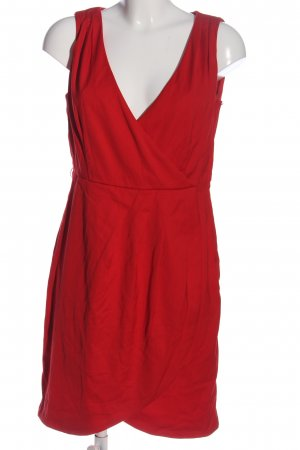 H&M Mini vestido rojo estilo «business»