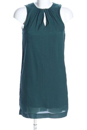 H&M Minikleid grün Elegant