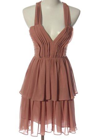 H&M Minikleid nude Casual-Look
