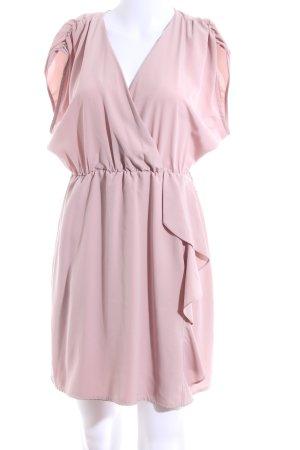 H&M Minikleid pink Business-Look