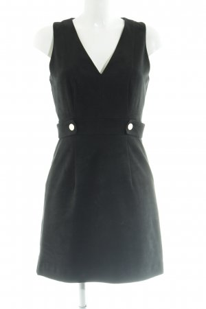 H&M Mini Dress black business style