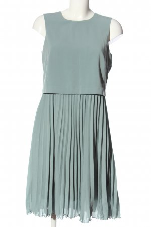 H&M Minikleid türkis Elegant