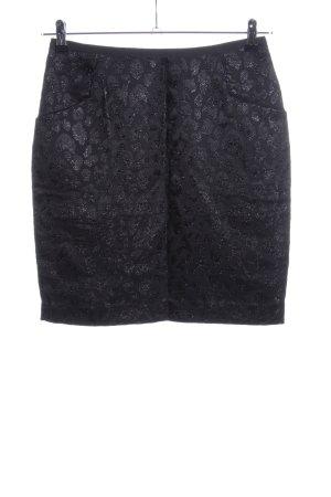 H&M Minifalda negro estilo «business»