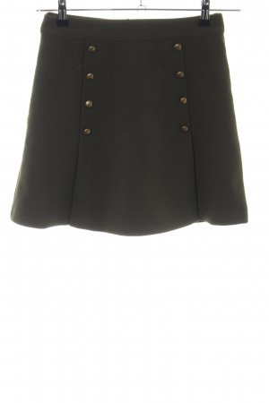 H&M Minirock khaki Business-Look