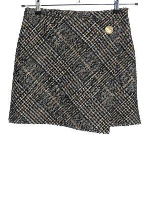 H&M Spódnica mini Wzór w kratkę W stylu casual
