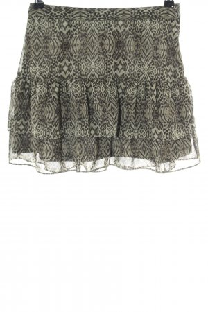 H&M Minirock Allover-Druck Party-Look