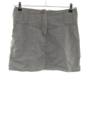 H&M Minirock khaki Casual-Look