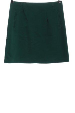 H&M Minirock grün Business-Look