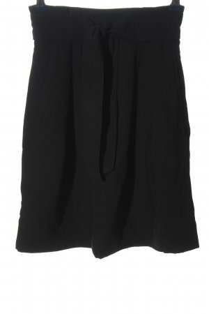 H&M High Waist Skirt black business style