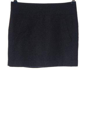 H&M Minirock blau Casual-Look