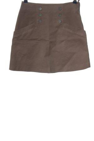 H&M Minigonna marrone stile casual