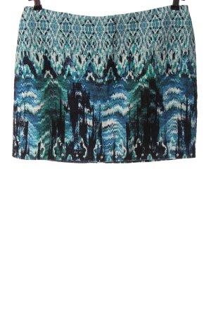H&M Minirock Farbverlauf Casual-Look