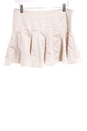 H&M Minirock nude Casual-Look