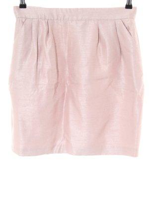 H&M Minirock pink Business-Look