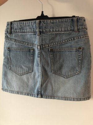 H&M Denim Skirt azure