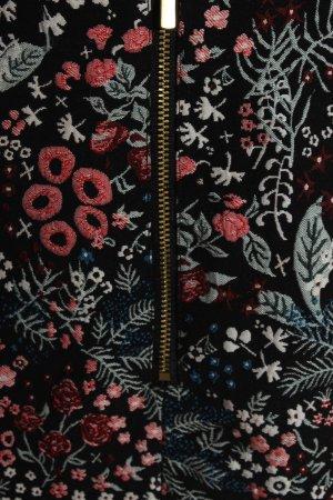 H&M Minirock schwarz Allover-Druck Casual-Look