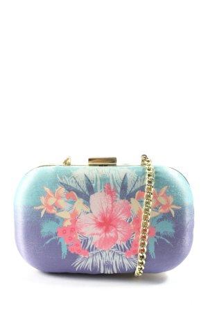 H&M Minitasje bloemenprint casual uitstraling