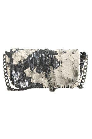 H&M Mini sac blanc-noir élégant