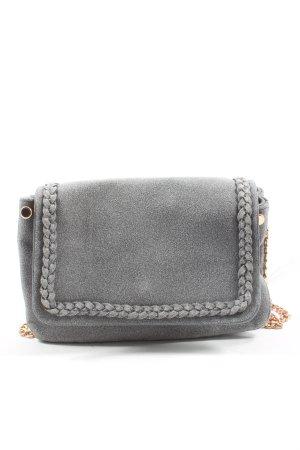 H&M Mini Bag light grey elegant