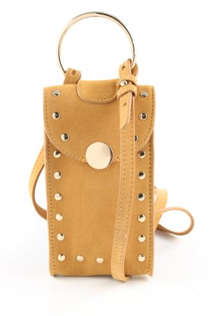 H&M Minitasche hellorange Casual-Look