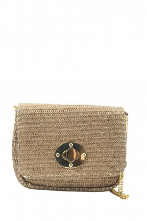 H&M Minitasche braun Casual-Look